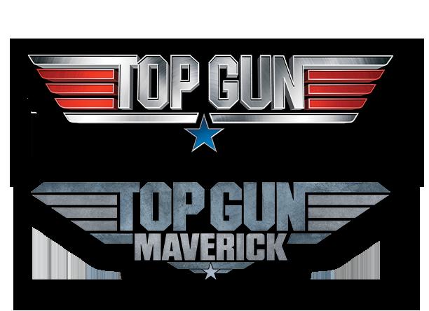 mobile top gun logo